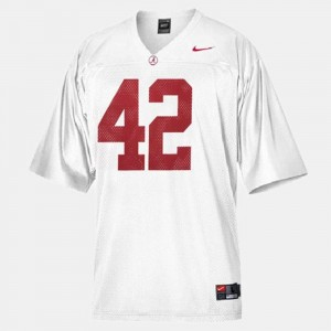 White College Football For Kids Eddie Lacy Bama Jersey #42