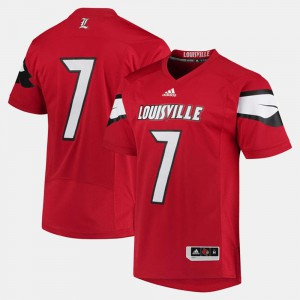Cardinals Jersey #7 2017 Special Games Red Men's