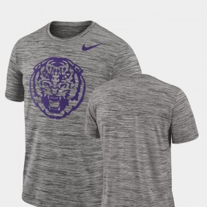 2018 Player Travel Legend For Men's Charcoal Tigers T-Shirt Performance Nike