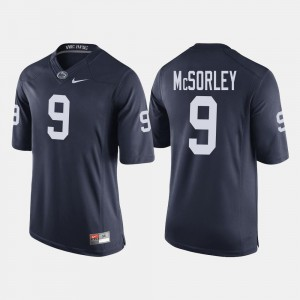 Trace McSorley Nittany Lions Jersey Men #9 Navy College Football
