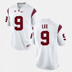 #9 White For Men's Pac-12 Game Marqise Lee USC Trojans Jersey